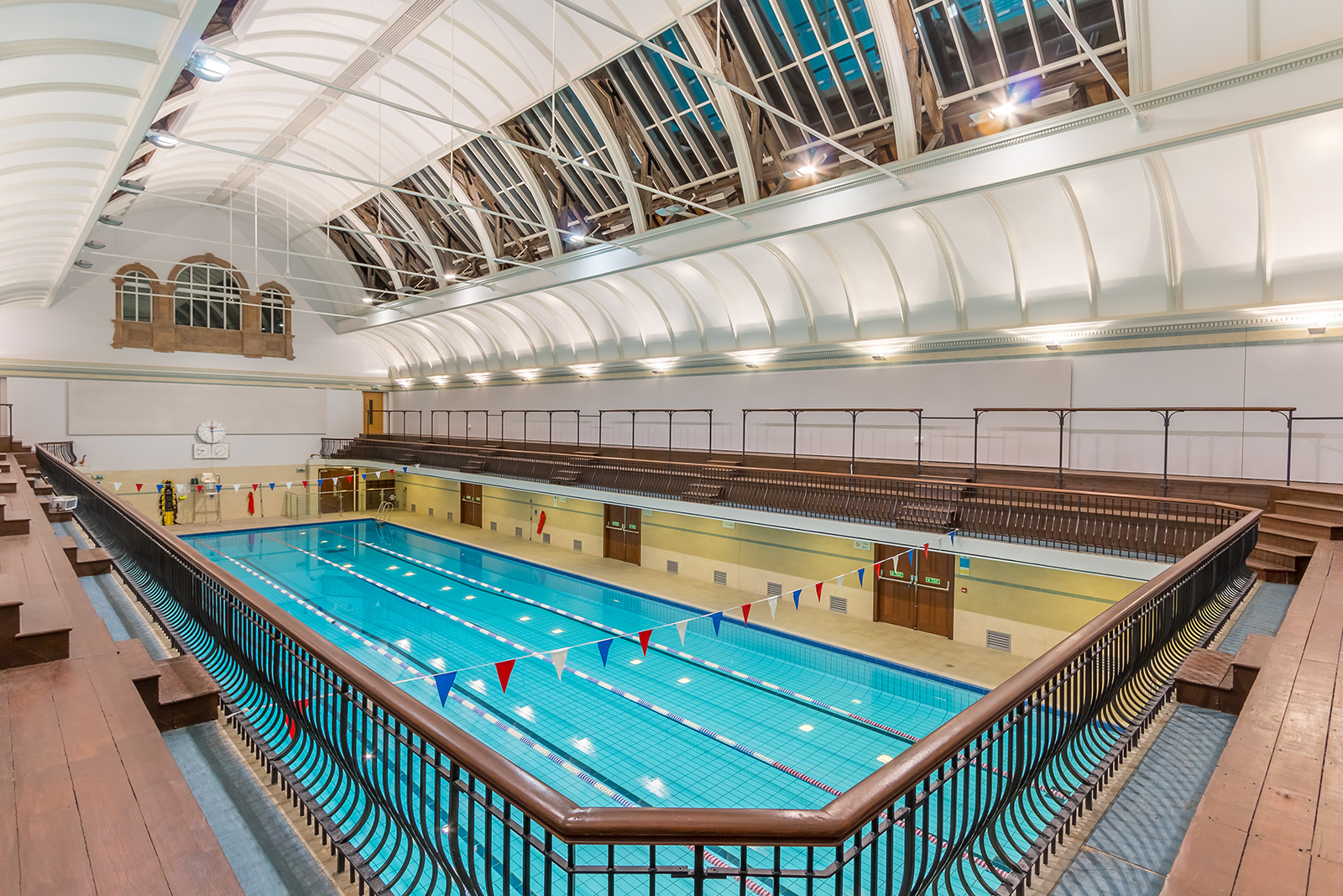 British swimming pools – Kentish Town Baths