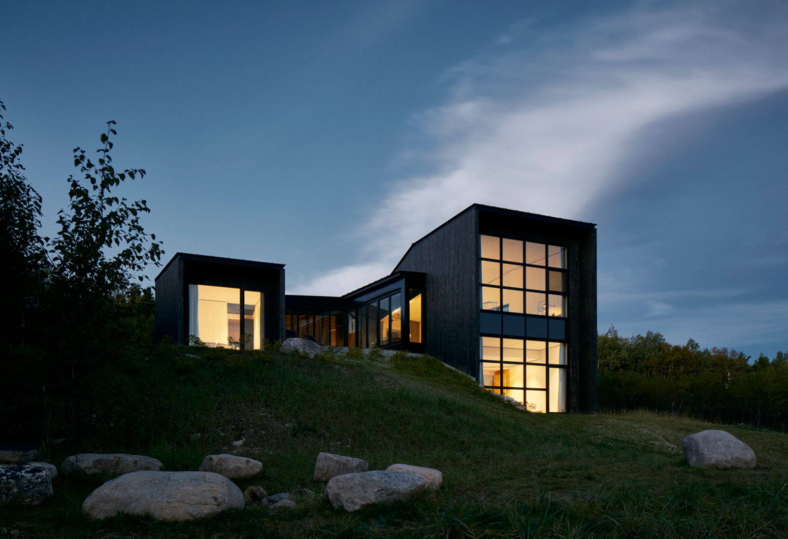 Montreal Architects you should know: Alain Carle Architects. Photography: James Brittain