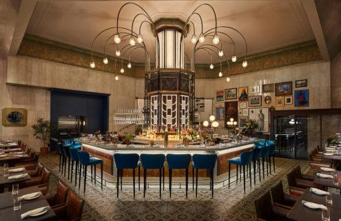 Inside Leña Restaurante: Toronto's opulent Art Deco dining spot