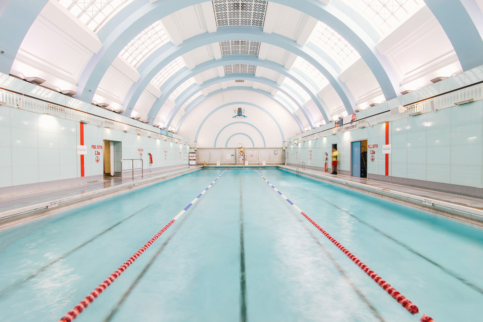 British swimming pools - Marshall Street Baths