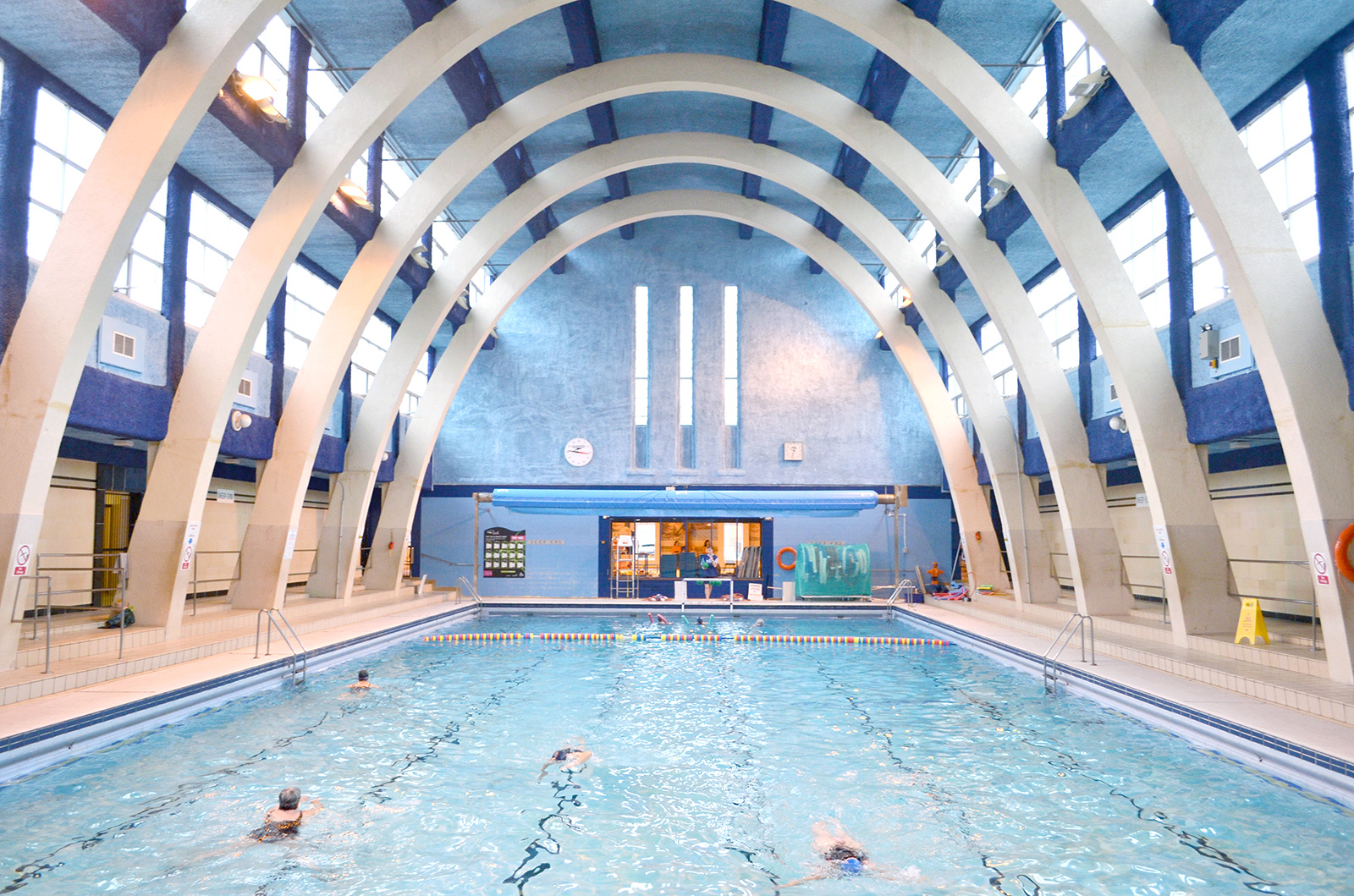 British swimming pools - Mount Baths
