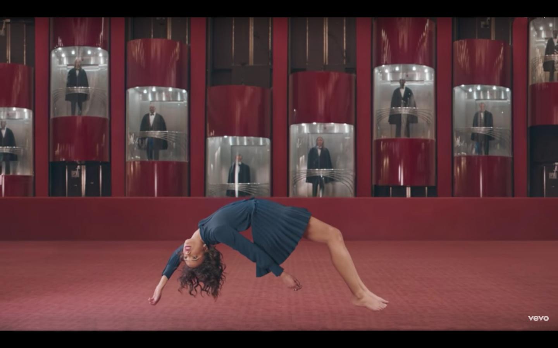 Secrets music video The Weeknd