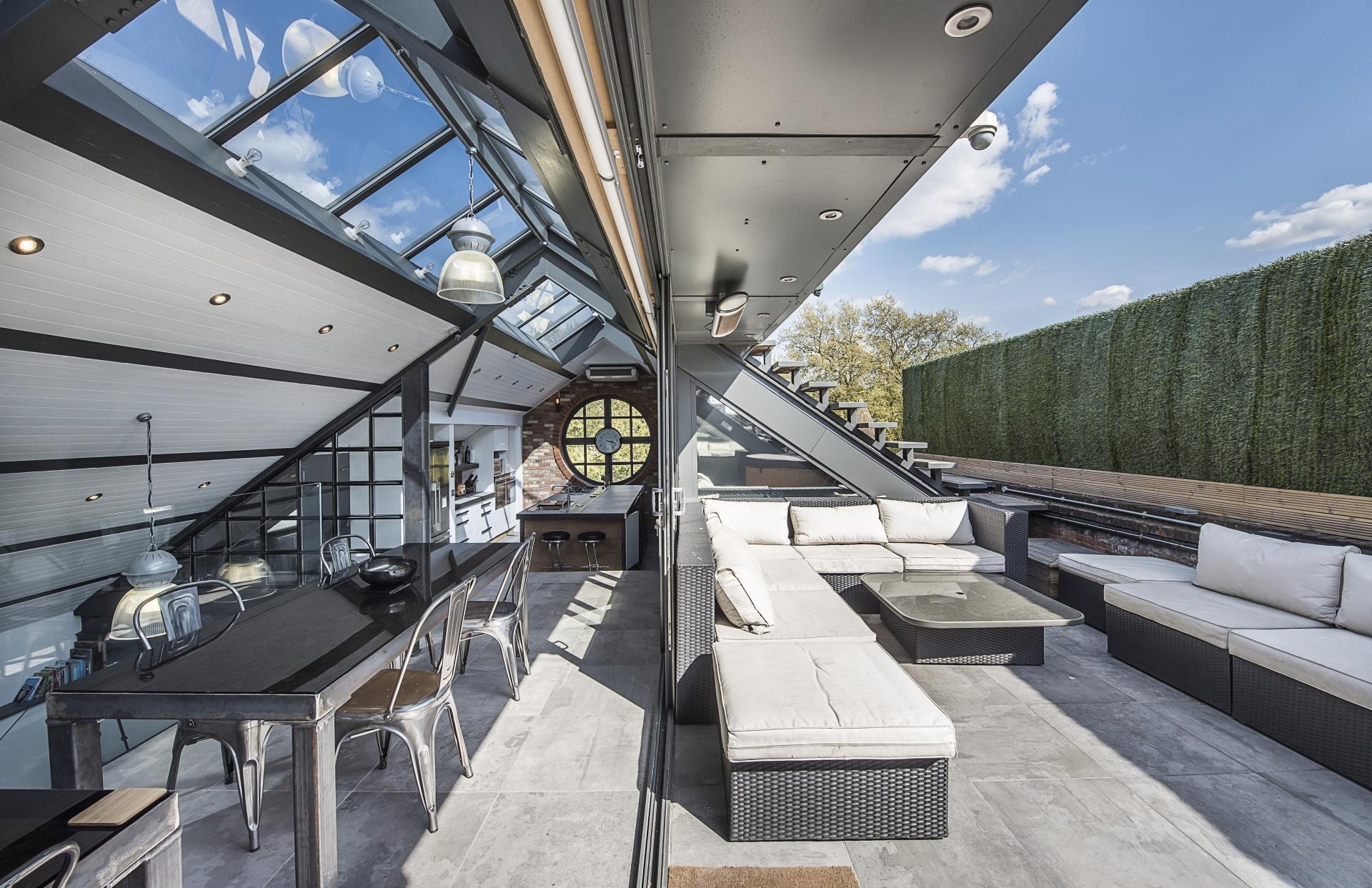 Shoreditch loft for sale