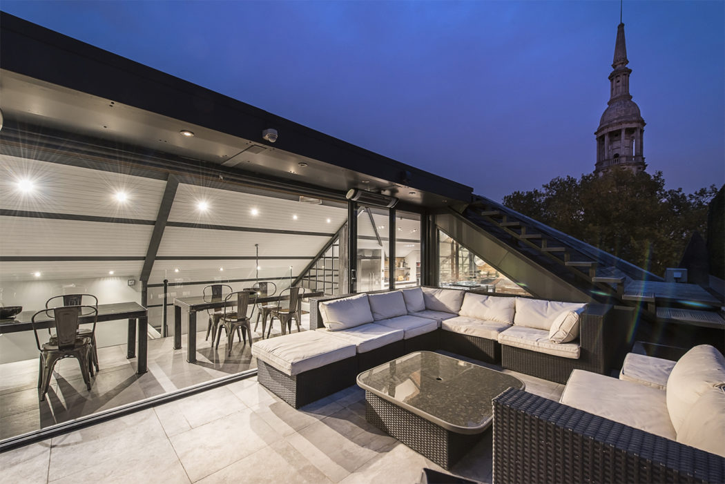 Loft In A Converted Ironworks Lists For 4m In London S