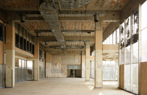 Brutalist building in London's Silvertown to become affordable studios
