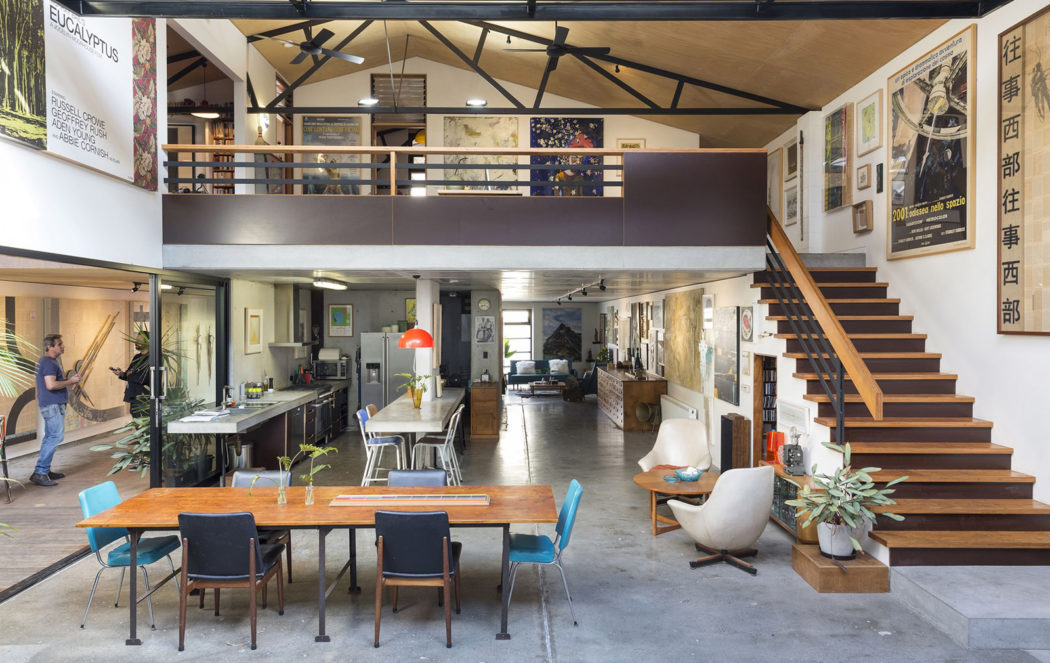 Property Week Artist Converted Warehouse Sydney Sale