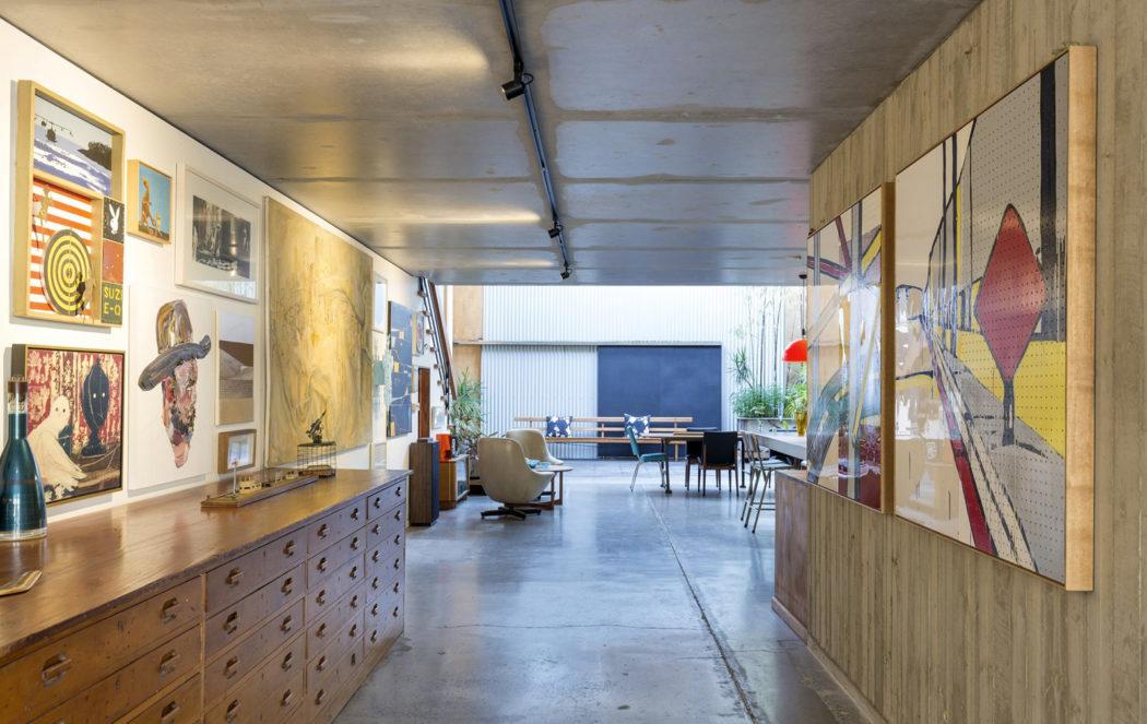 Property Week Artist Converted Warehouse Sydney Bresicwhitney Sale