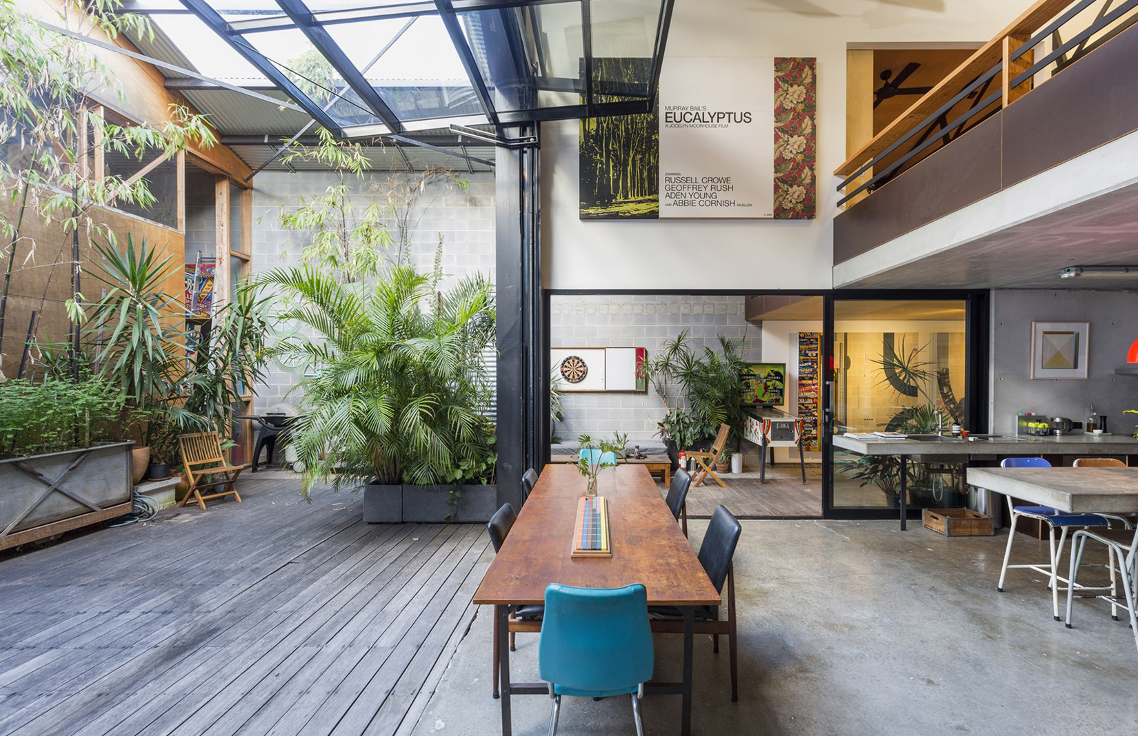 Property of the week: an artist's converted warehouse in Sydney
