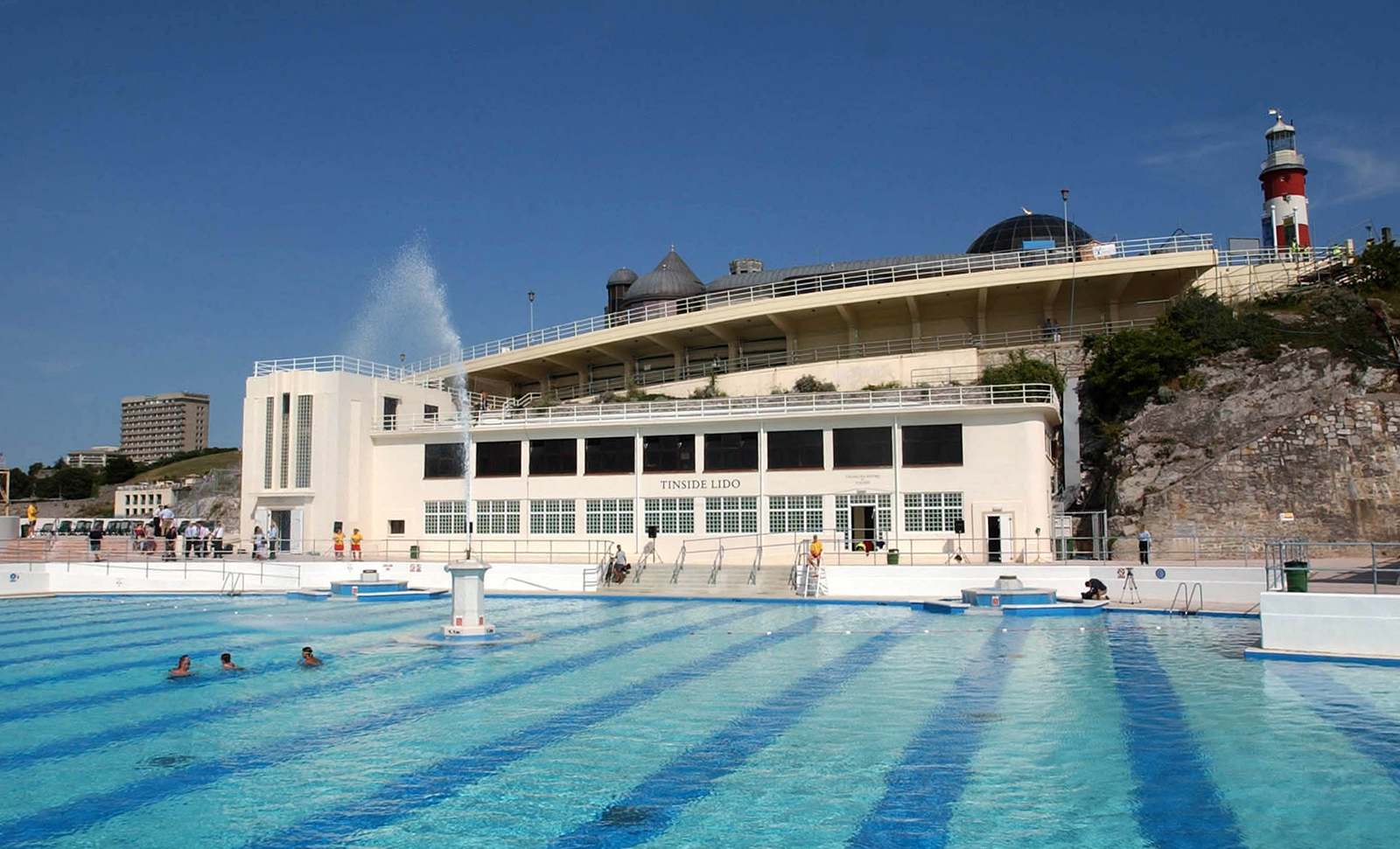 British swimming pools - Tineside Lido