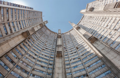 An ode to Buenos Aires Brutalism