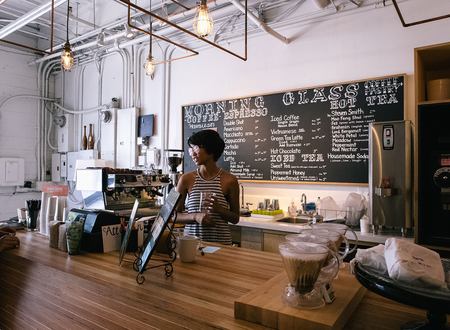 Coworking spaces in far-flung places