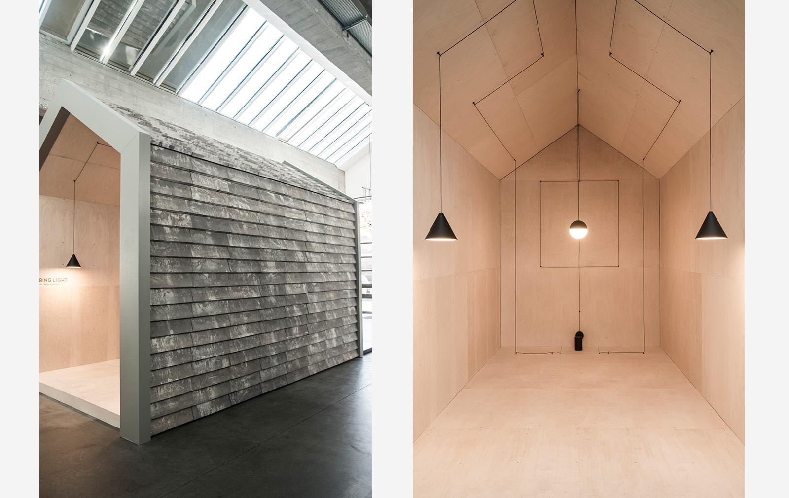 Scandinavia's Copenhagen FLOS showroom Inside revamped A54jLR3
