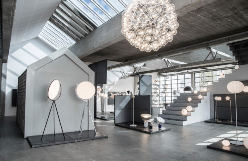 Inside FLOS Scandinavia's revamped Copenhagen showroom