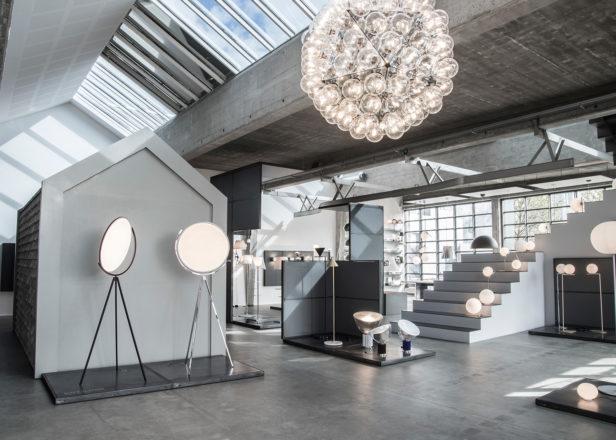 Inside Flos Scandinavia S Revamped Copenhagen Showroom