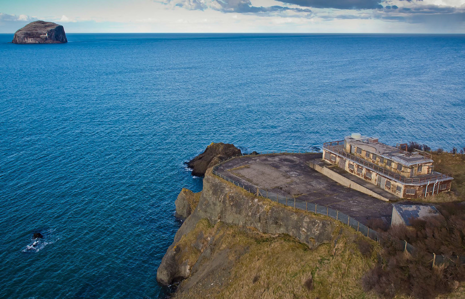 Gin Head WWII naval base for sale