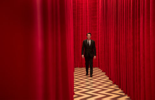 Inside Twin Peaks' scene-stealing sets