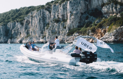 UberBOAT lets you island hop around Croatia