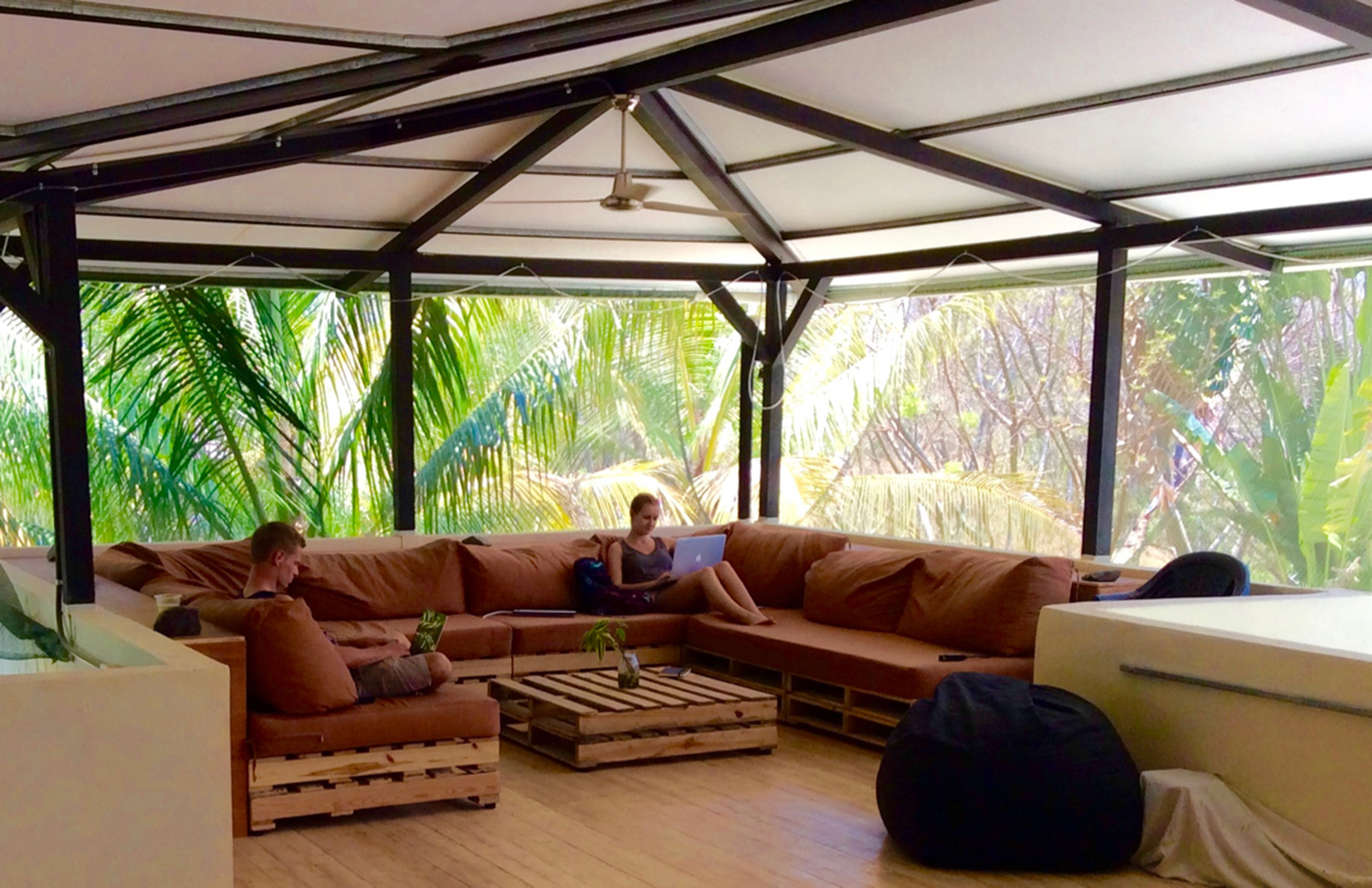 Coworking spaces in far flung places - including skyloft in Costa Rica