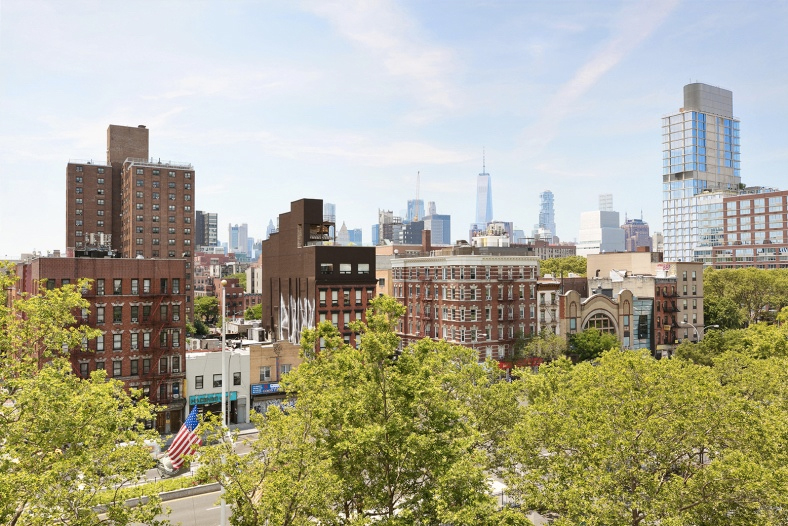 72 East 1st St for sale – with rooftop cottage