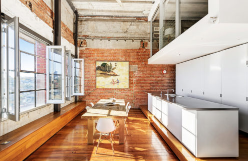 Property of the week: a storied Melbourne warehouse conversion