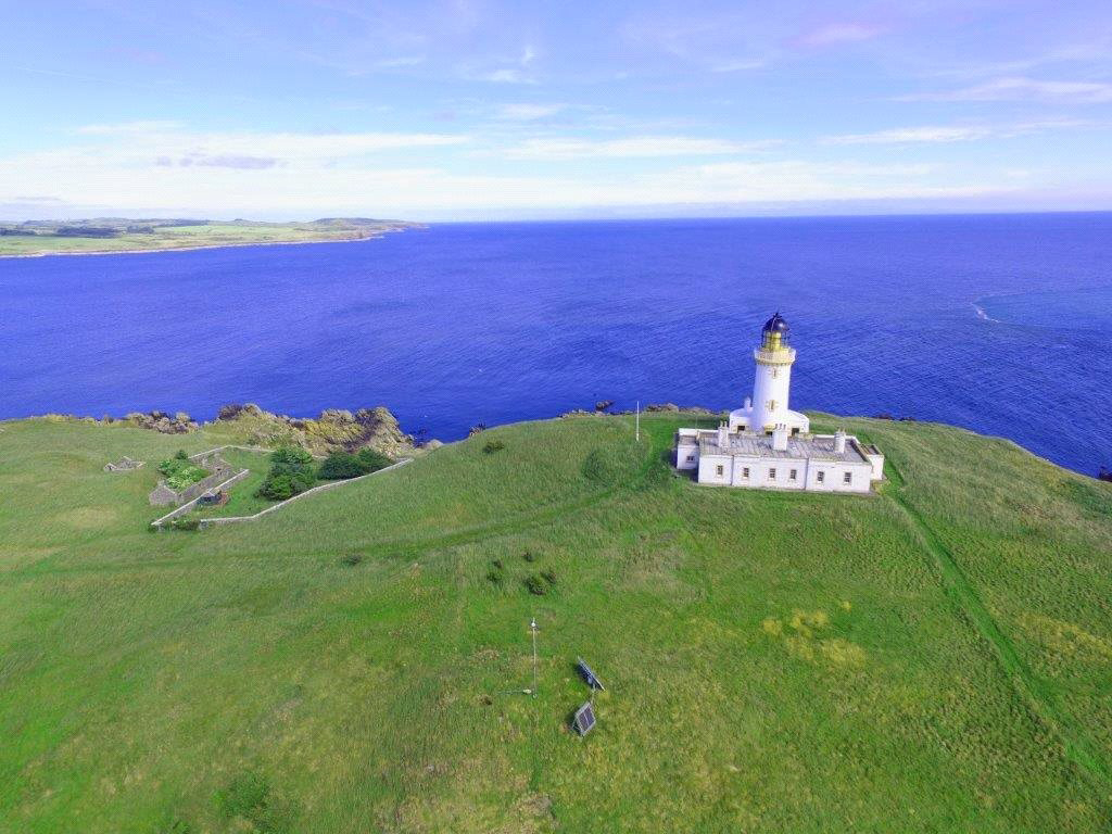 A Scottish Island Hits The Market For