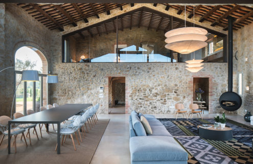 Property of the week: a restored masia in Girona, Spain