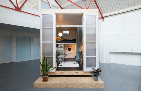 SHED homes are coming to London – with rents starting from £300 a month