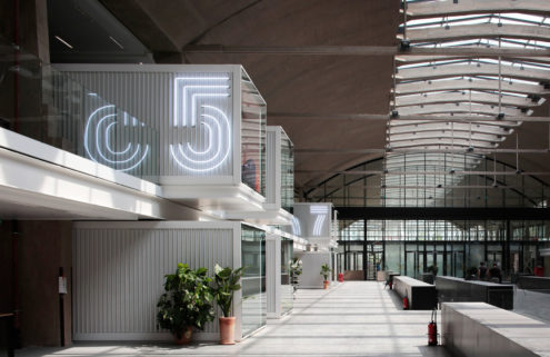Station F: the world's largest startup campus opens in Paris