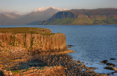 A Scottish island hits the market for £4.25m