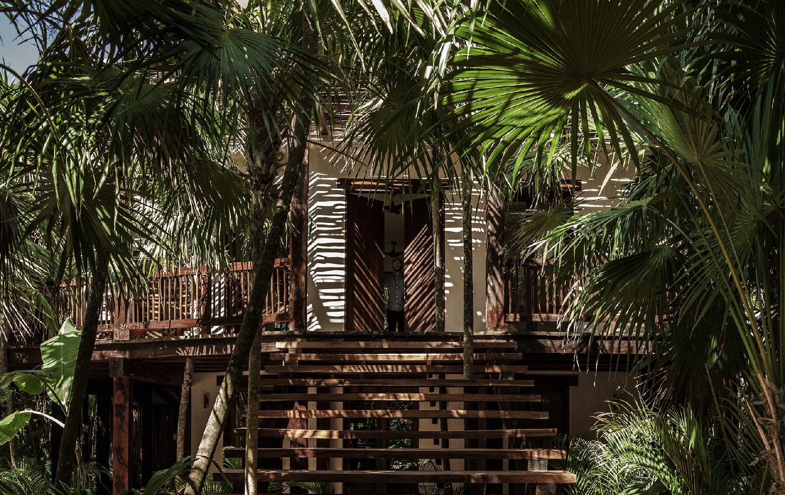 Holiday Home Of The Week A Tropical Jungle Hideaway In