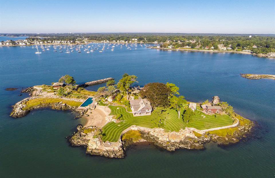 Island for sale in Connecticut