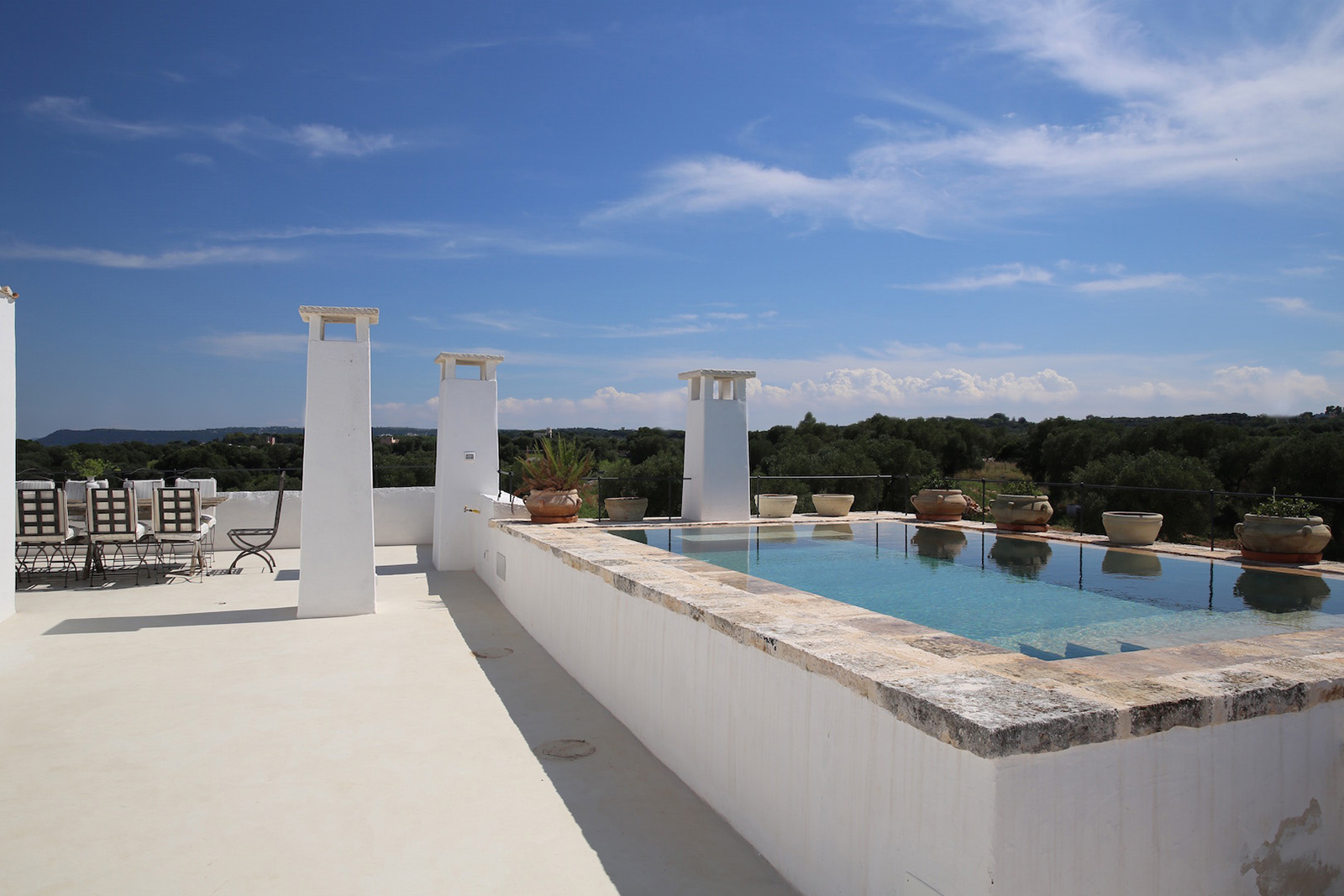Top Holiday home of the week: a revived masseria in Puglia JE61