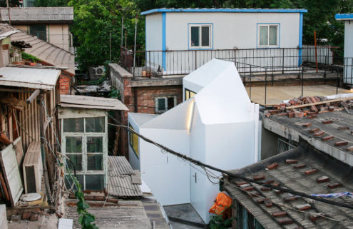 Plug-in house and 'Pussyhat' shortlisted for Beazley Designs of the Year