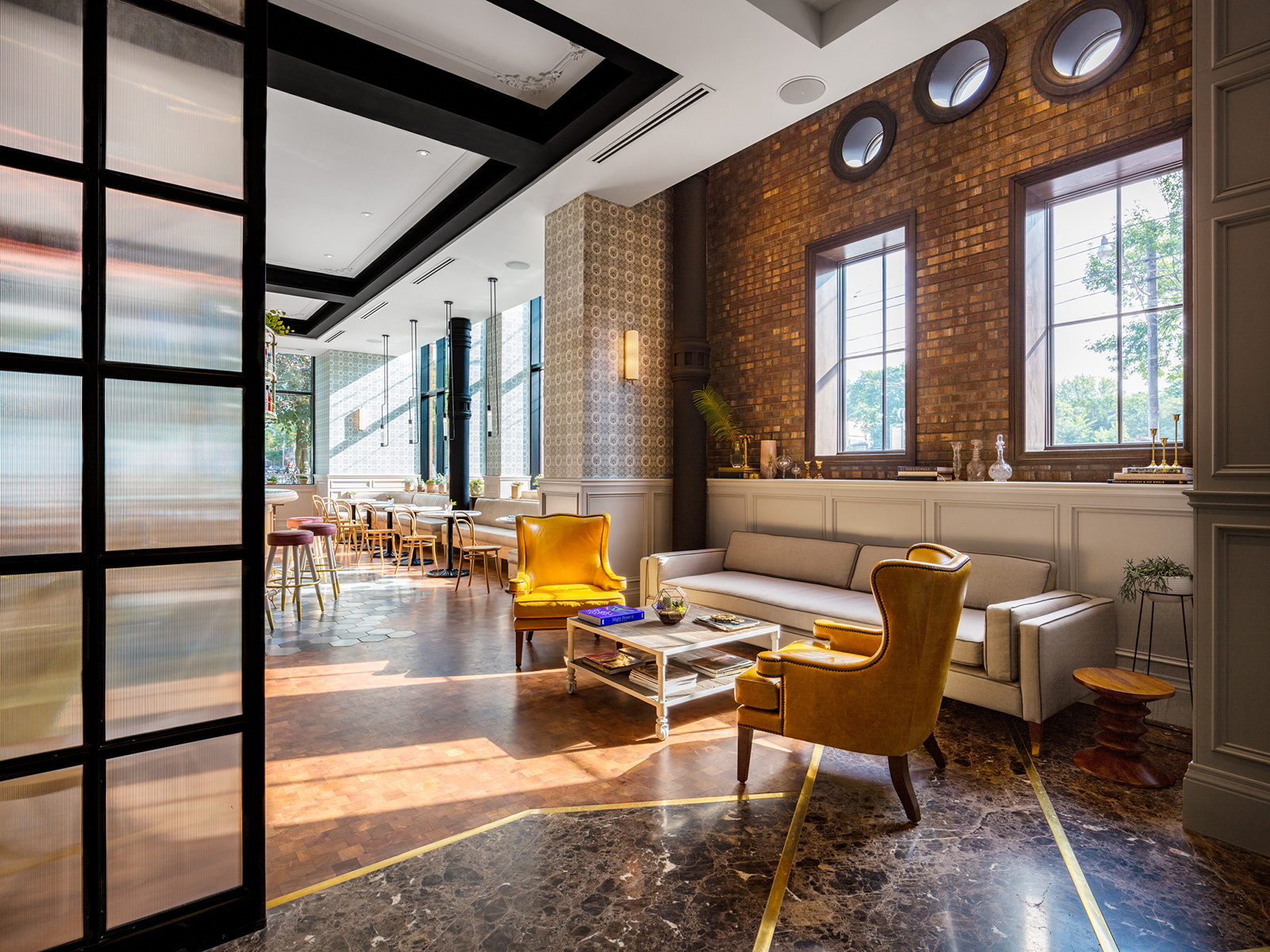 Broadview hotel reinvents a toronto landmark with a for Design agency toronto