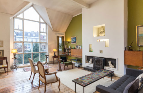 London house once owned by former Vogue editor lists for £7.6m