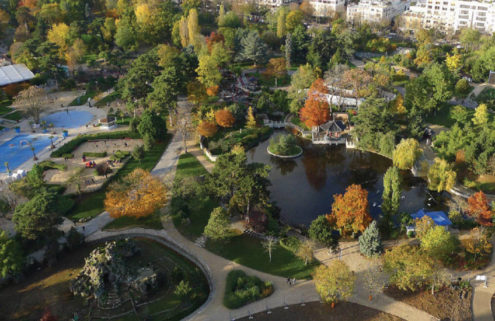 LVMH to turn a Paris garden into a €60m theme park