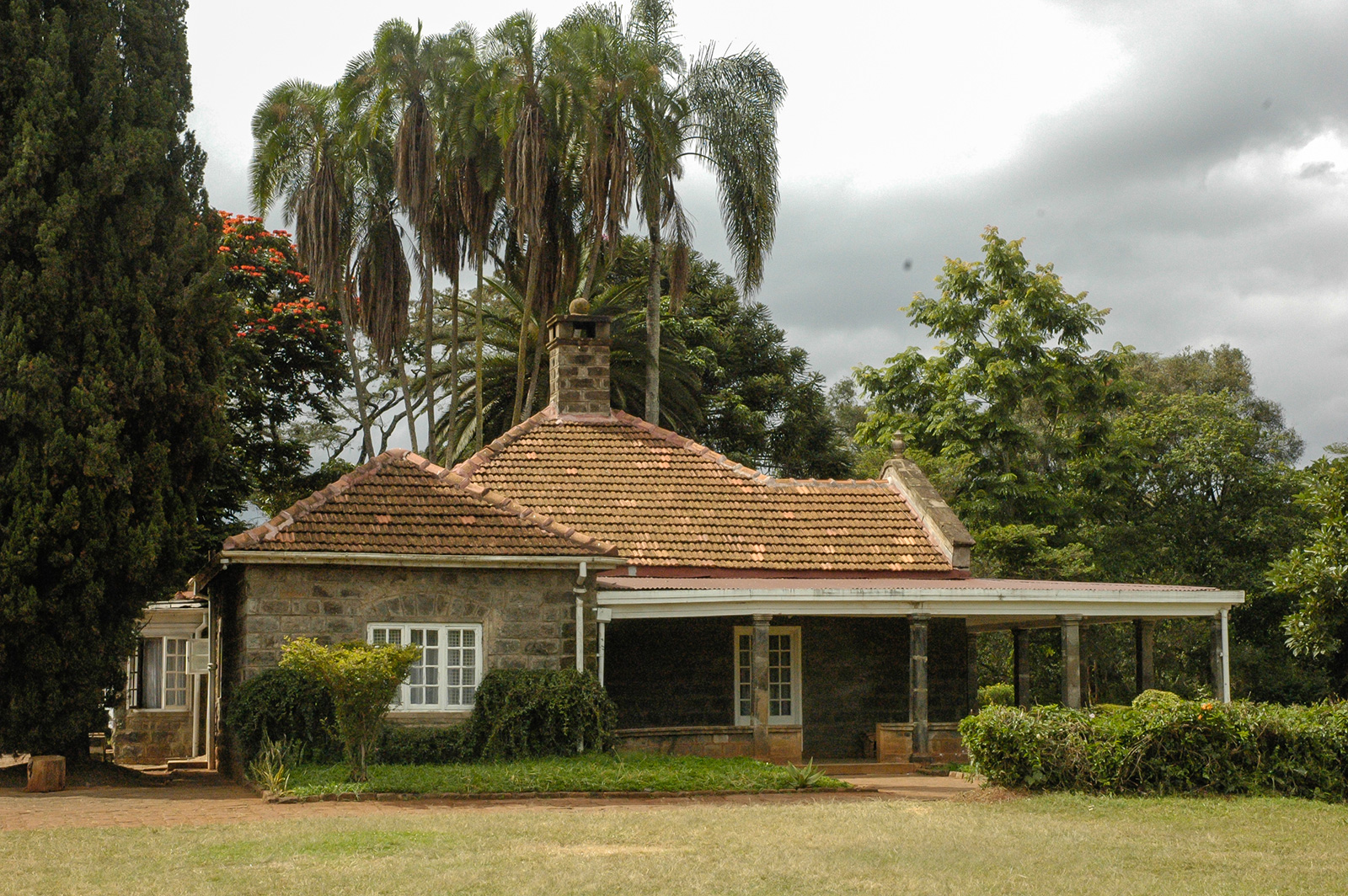 Karen Blixen Museum in Nairobi – the writer's former home