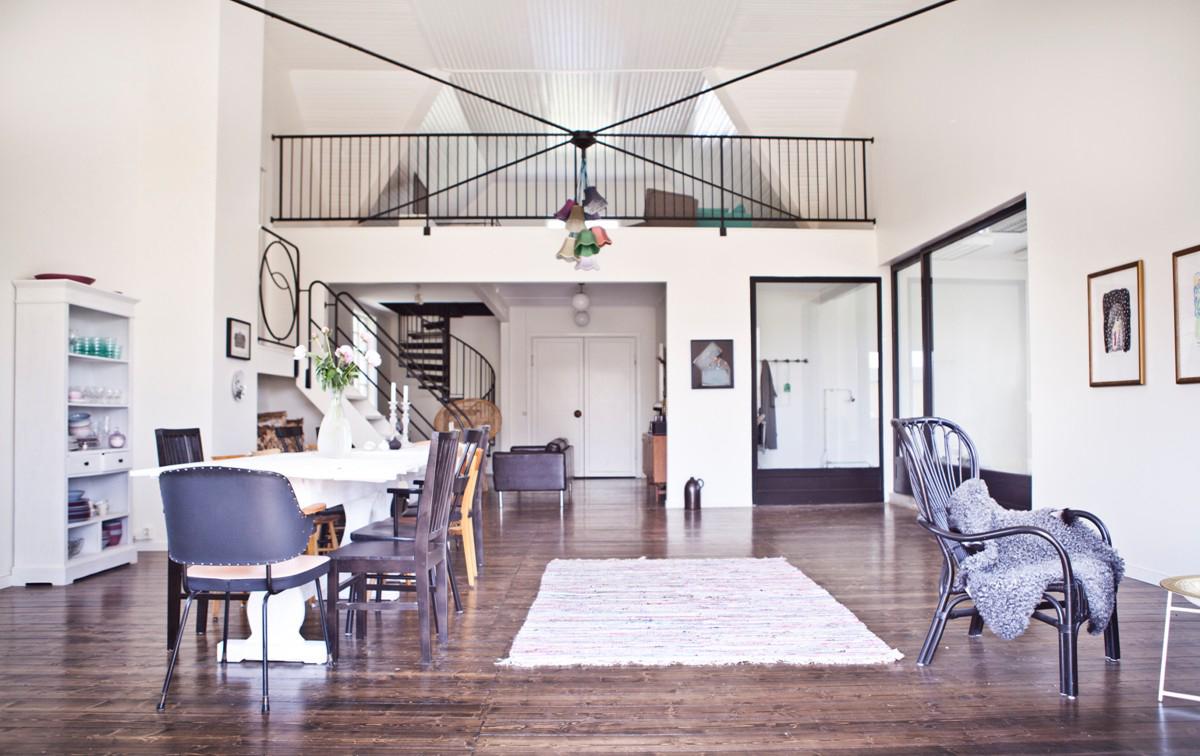 Mission house for sale in Gotland Sweden