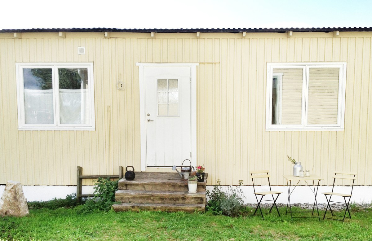 Mission house for sale in Gotland Sweden