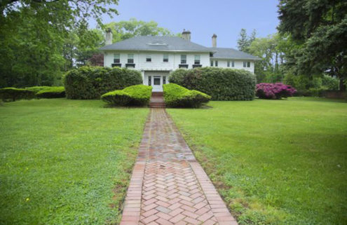 New Jersey mansion could be yours for just $10 – but it comes with a catch