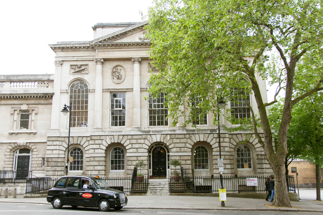 Old Sessions House in Clerkenwell