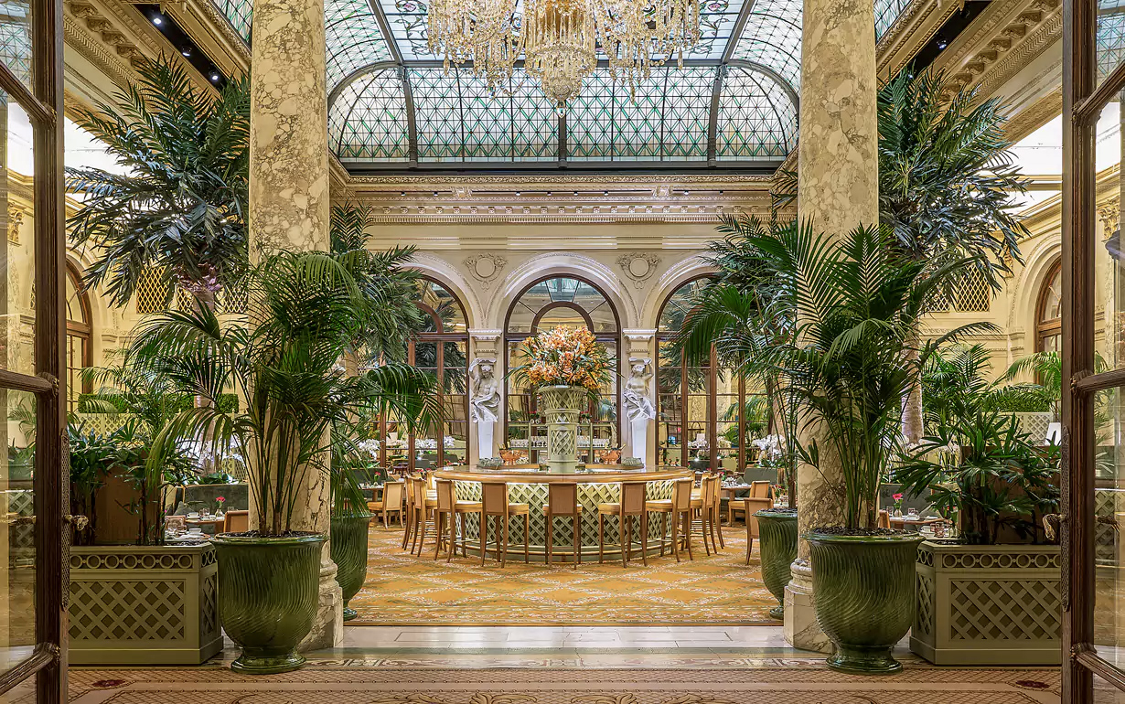 New York S Storied Plaza Hotel Is For Sale And Could