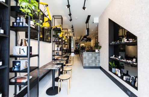 Toronto's Tokyo Smoke is a design store for cannabis lovers