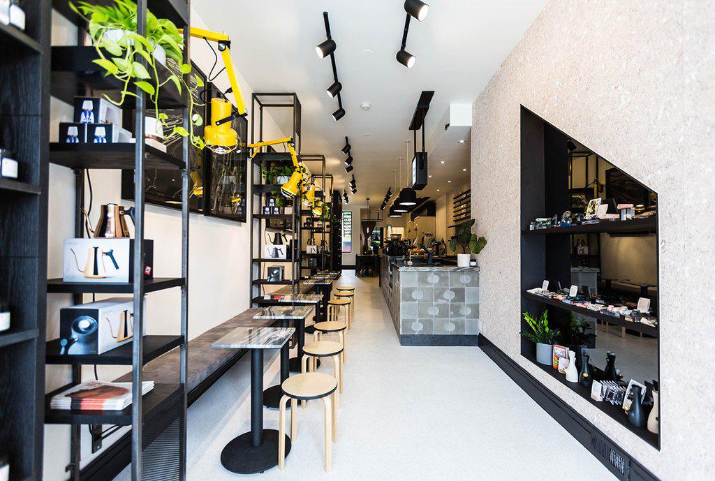 Tokyo Smoke cannabis and coffee store Toronto