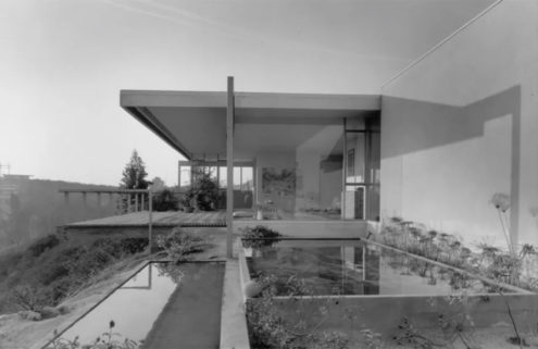 Richard Neutra's seminal Chuey House is under threat