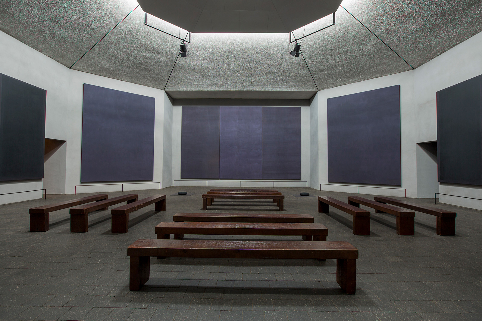 Rothko Chapel in Houston, Texas