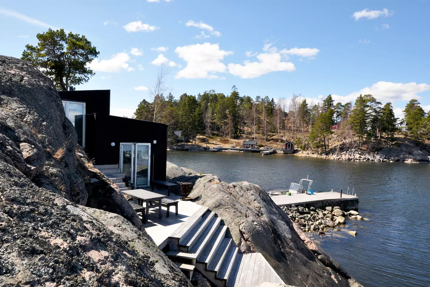 Sea Cottage for rent in Stockholm via Airbnb