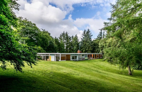 Scotland's Klein House hits the market for the first time ever