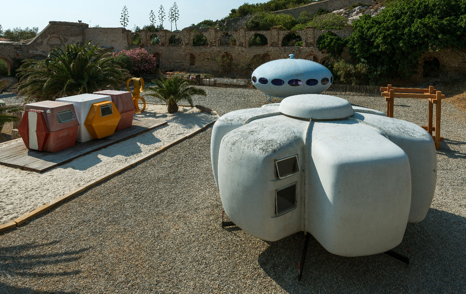Bulle Six Coques tiny home