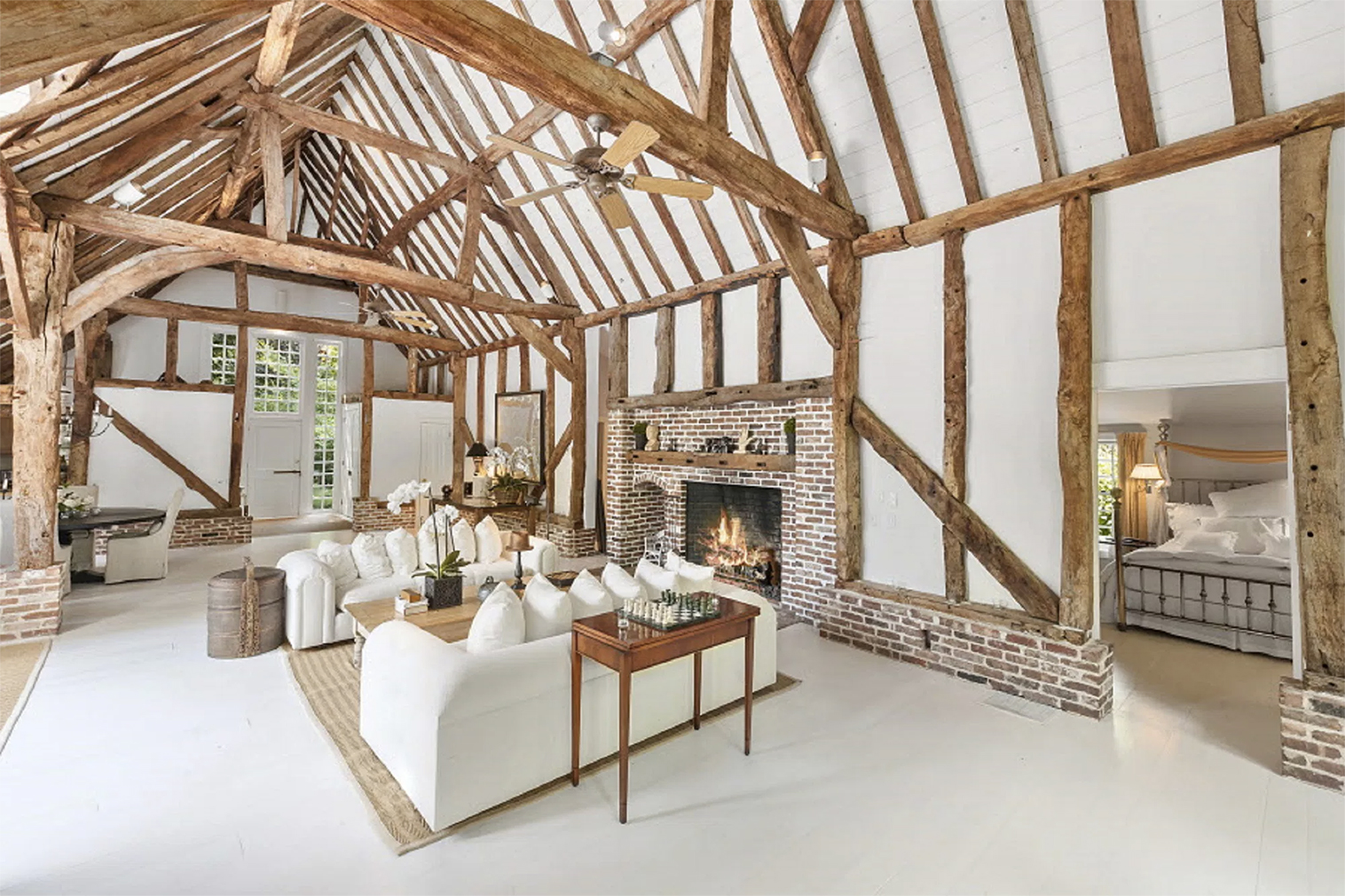 Property of the week a new york barn conversion with a twist for New barns for sale